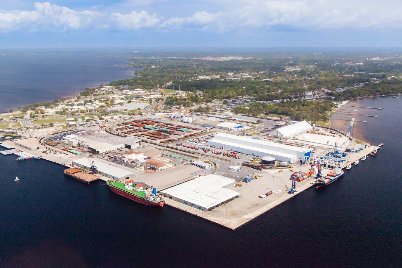 Home Port Panama City
